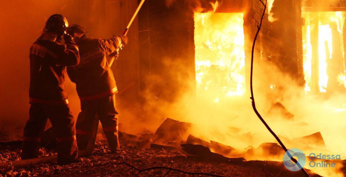 Опасное отопление: на пожарище обнаружен труп