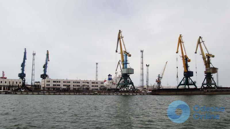 В Одесской области морской порт ставит новые рекорды