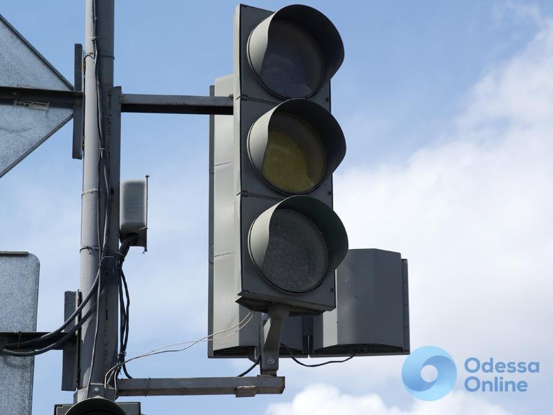 На Балковской временно отключили один из светофоров