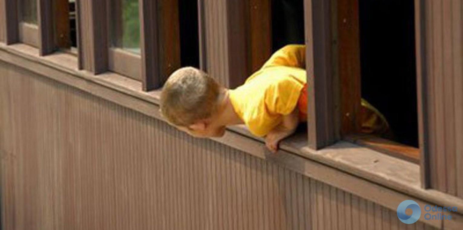 Одесская область: ребенок упал с балкона пятого этажа