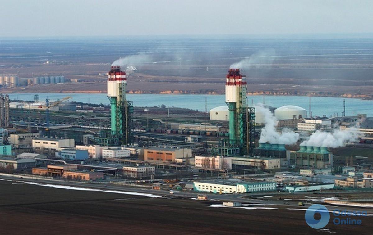 Одесский припортовый завод полностью остановил производство