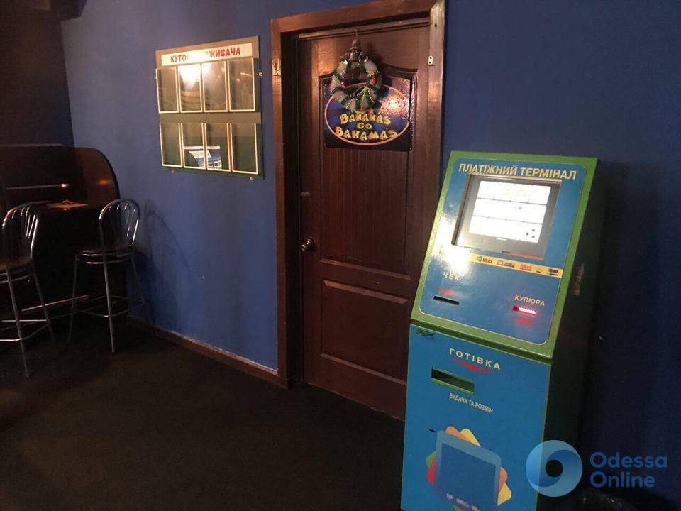 Сеть подпольных казино: в Одессе будут судить восемь человек