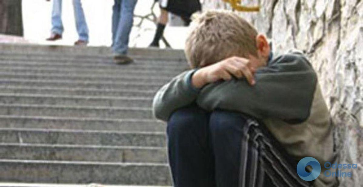 Одесские патрульные обнаружили двух сбежавших детей