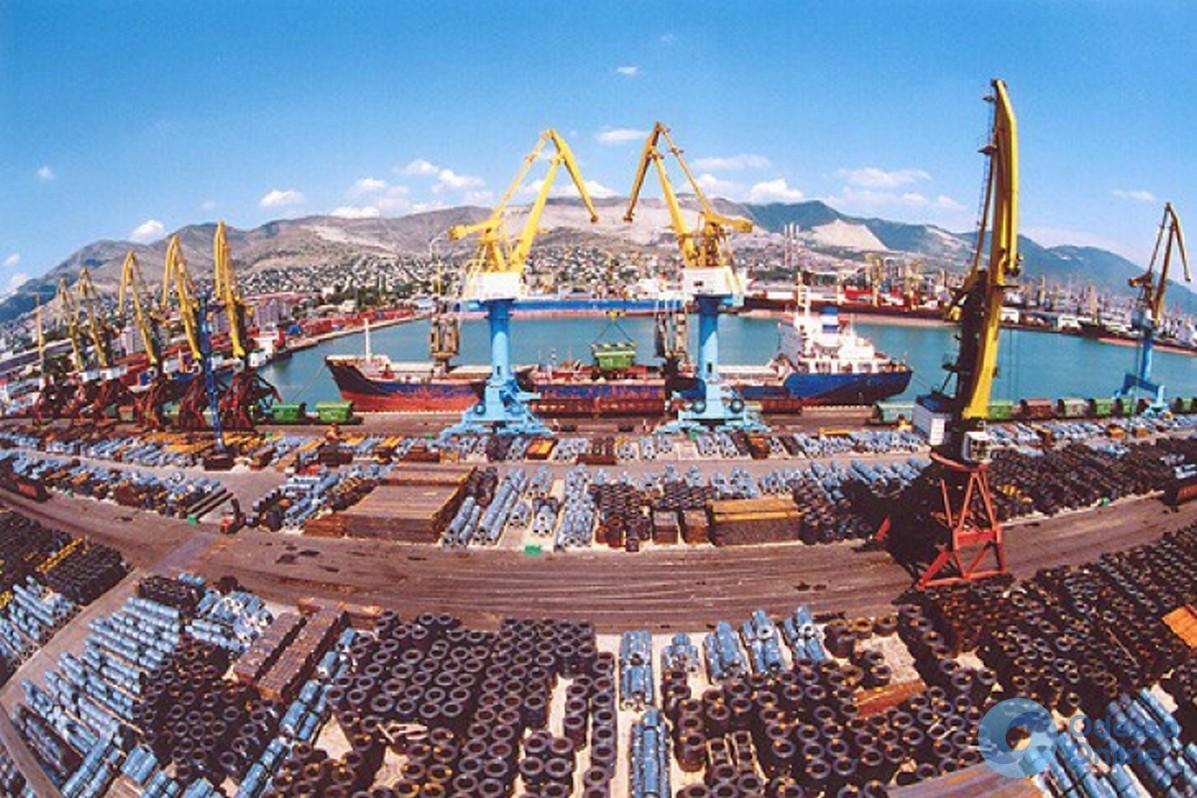 Порт «Южный» отправит в Китай рекордный груз