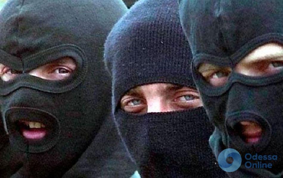 В центре Одессы напали на инкассаторов (обновлено)