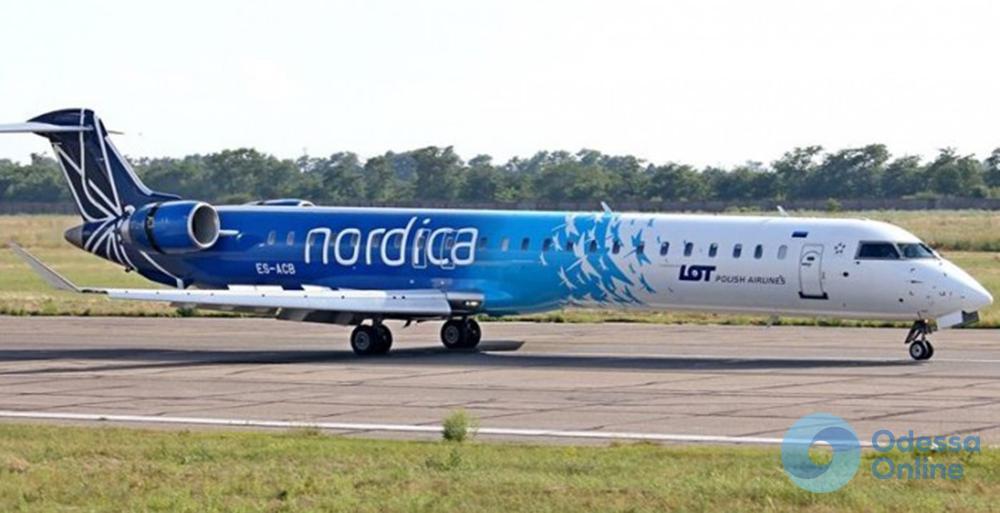 Одесситы могут летать в Таллинн рейсами Nordic Aviation