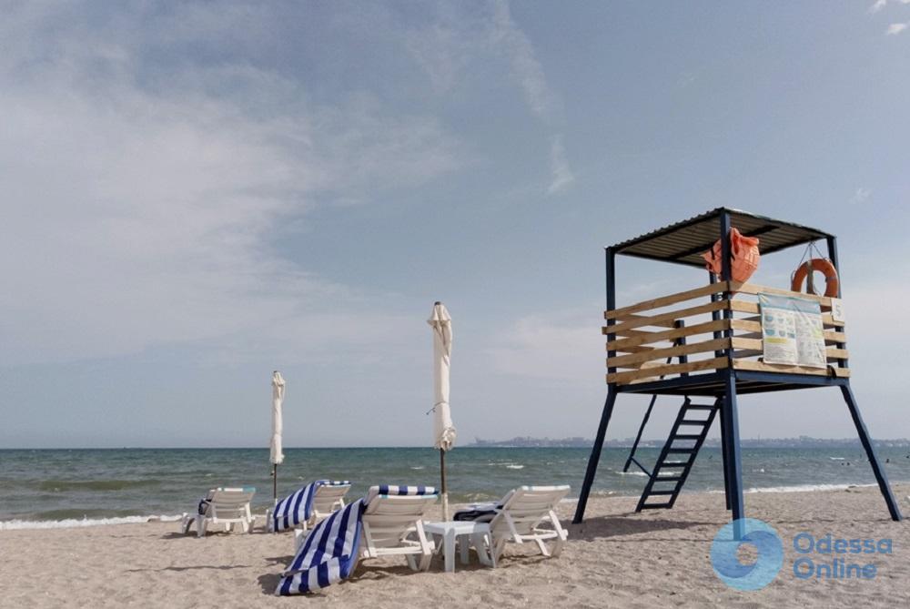 Пляжные спасатели Одессы заступили на дежурство