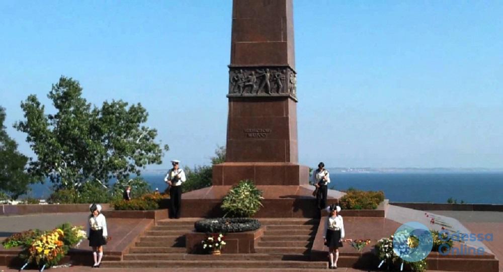 В Одессе готовятся к празднованию Дня Победы