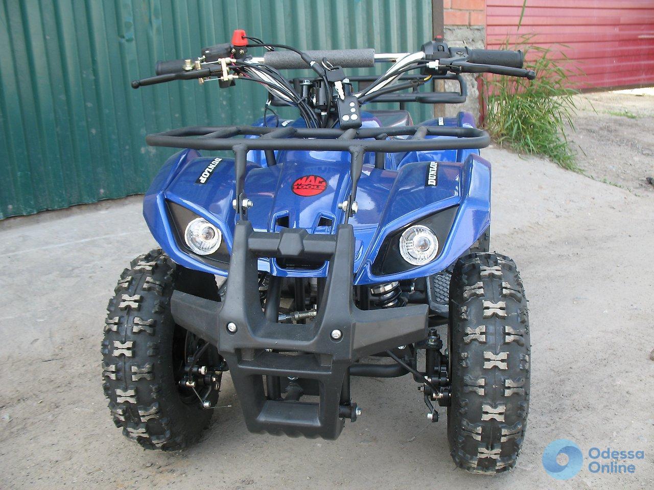 В Одесской области поймали угонщика квадроцикла