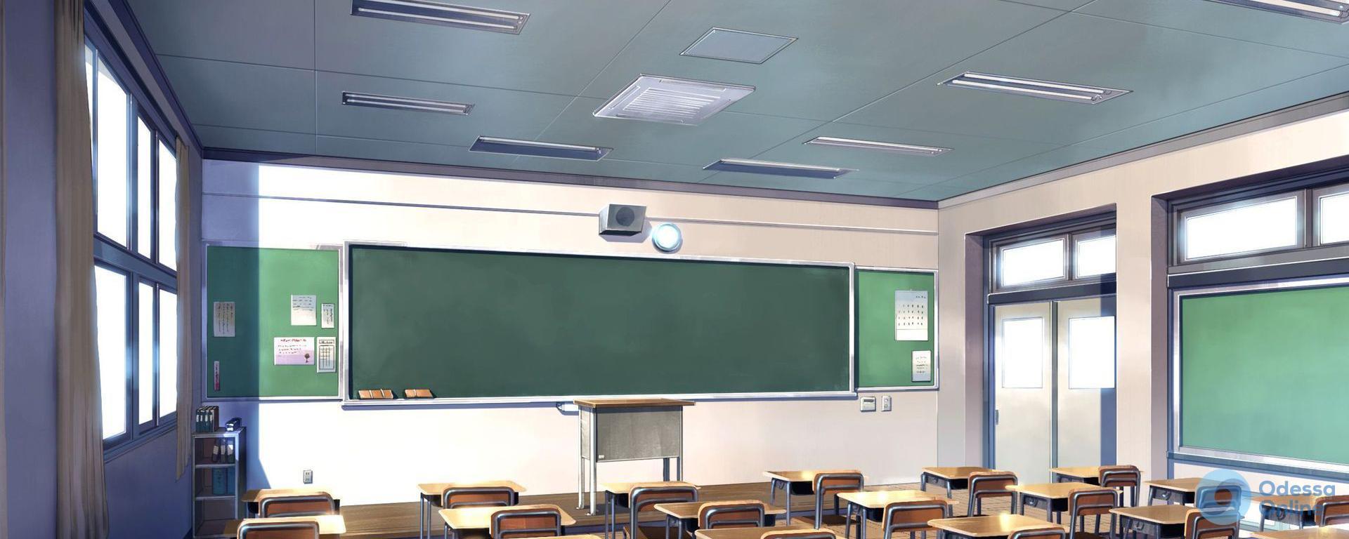 В школах и детсадах Одессы избавятся от опасных натяжных потолков