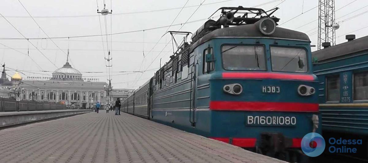 Поезд Одесса – Черновцы хотят запустить через Молдову
