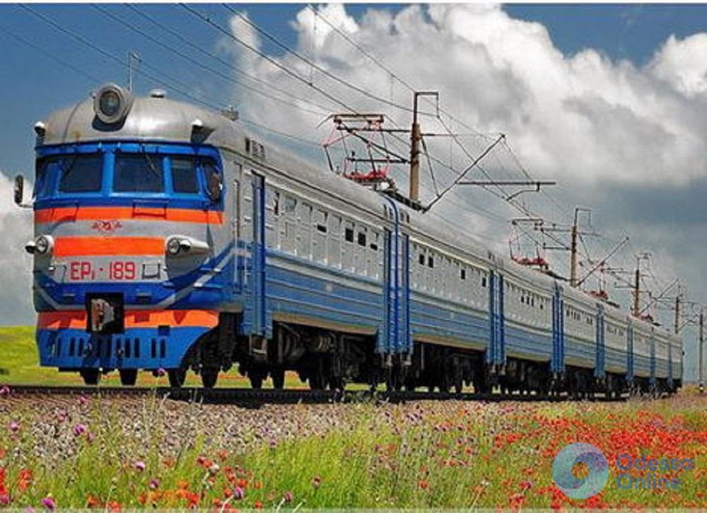 В поездах одесского направления введут «авиационное» питание