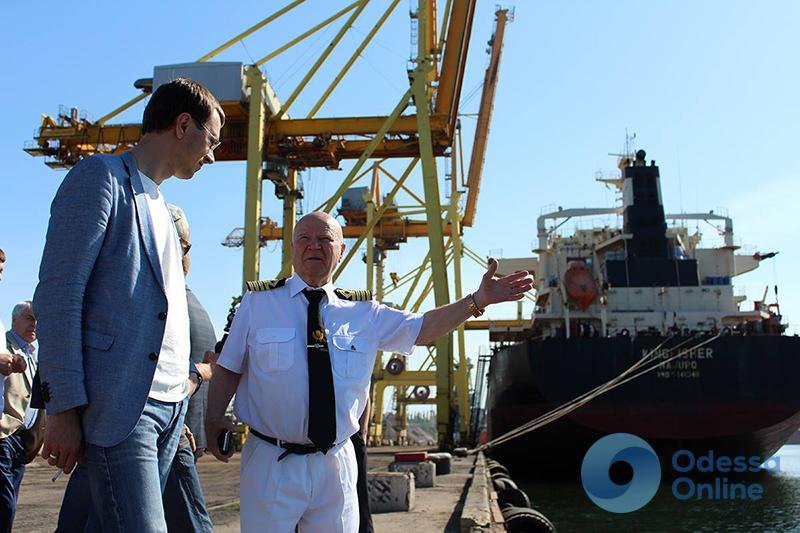 В порты Одесской области планируют зайти два мировых инвестора
