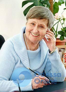В Одессе скончалась бывший декан филфака ОНУ имени Мечникова