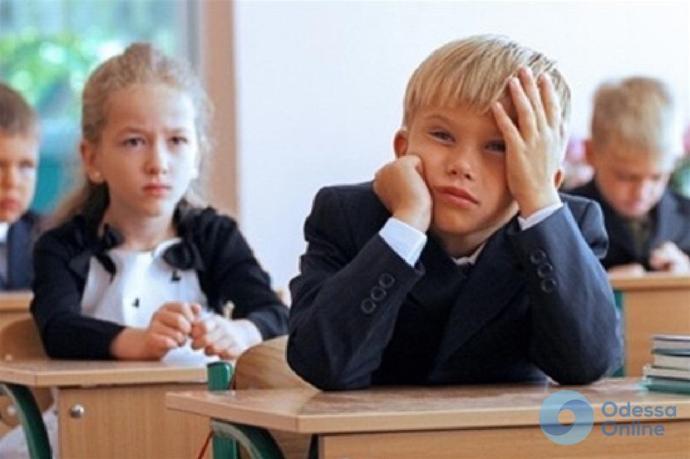 В одесских школах на два дня отменят занятия из-за отключения воды