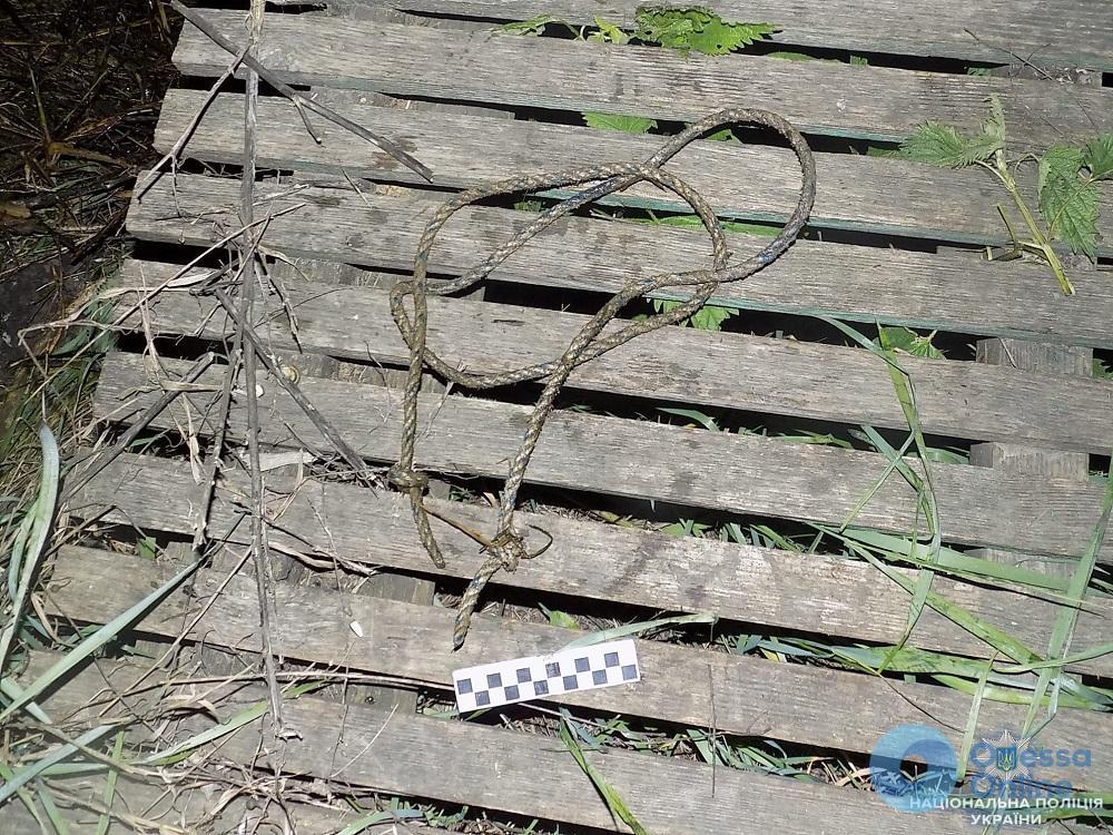 Под Одессой мужчина убил квартиранта и выбросил тело в реку