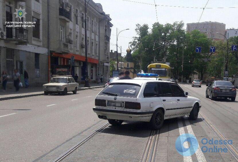 На Тираспольской произошло ДТП с участием пешехода (обновлено)