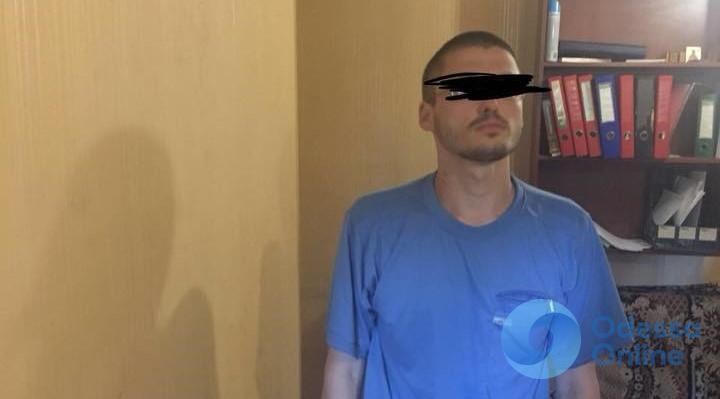В Одесской области задержали насильника