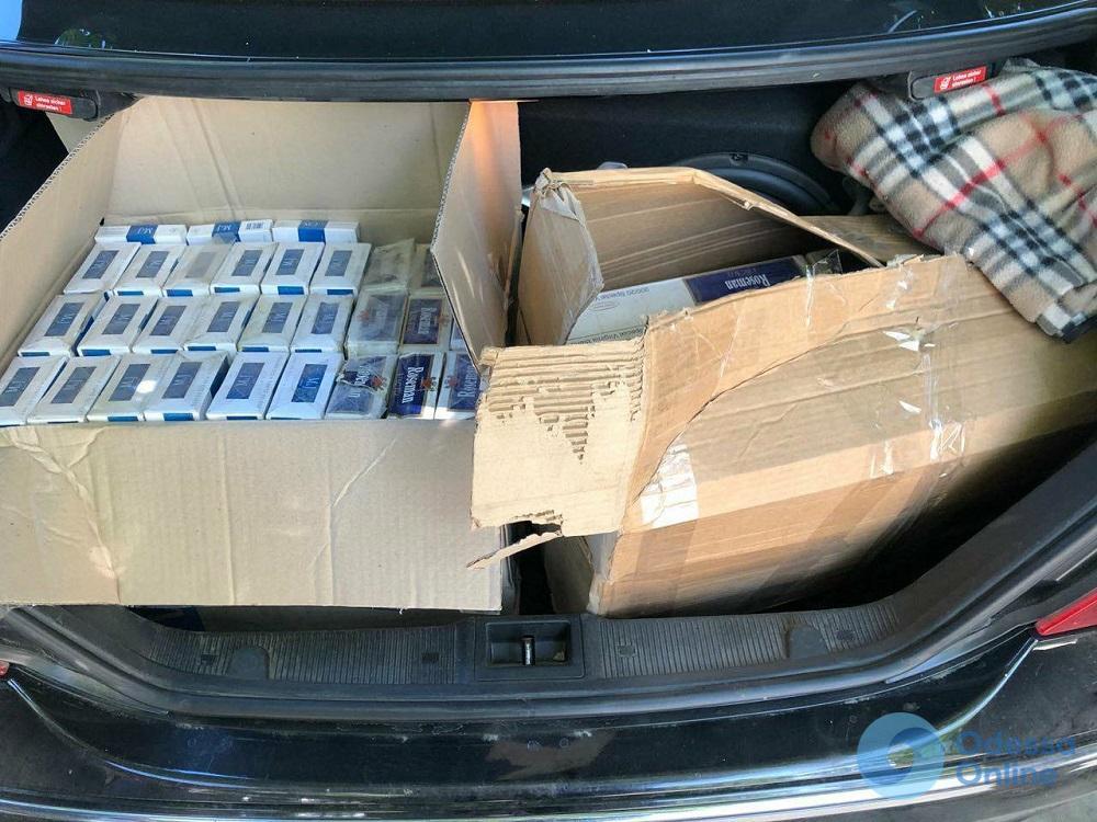 В почтовом отделении Одессы обнаружили партию сигарет на четверть миллиона