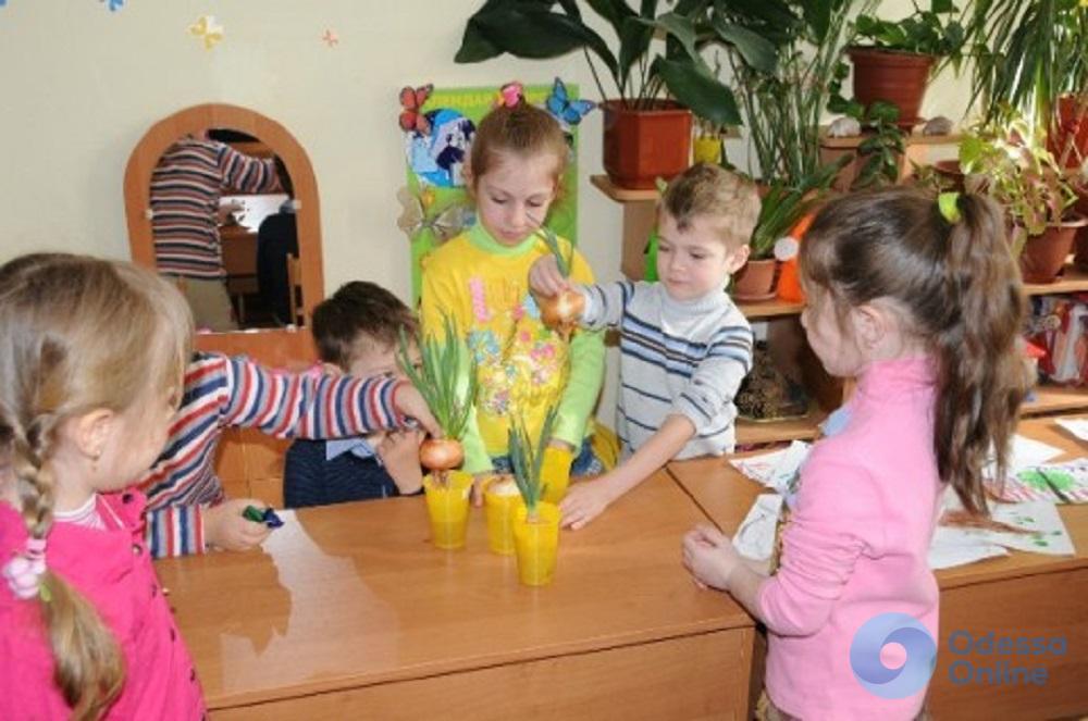 В Одесской области — одна из самых больших очередей в детсады