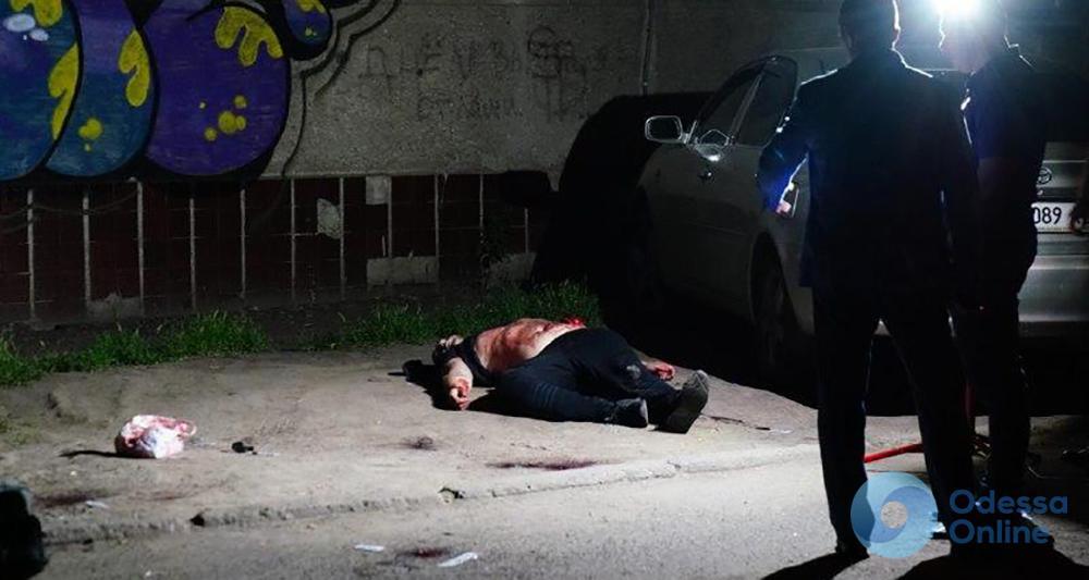 Убитый Стерненко мужчина — боец 25-й аэромобильной бригады ВСУ