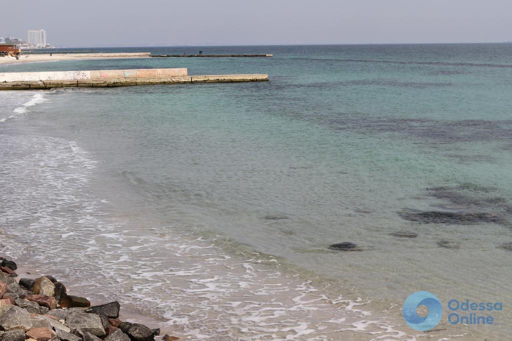 На одесском пляже немка пыталась покончить с собой