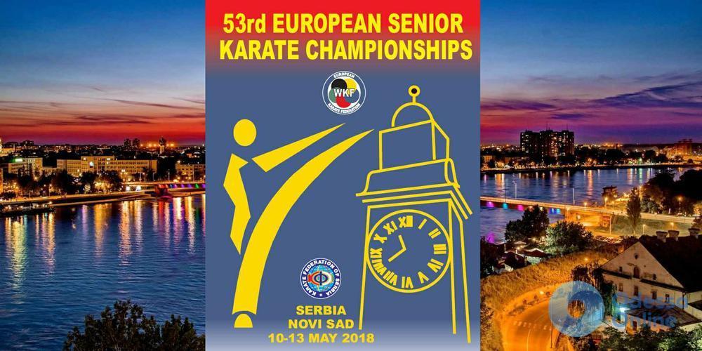 Шестеро одесситов представят Украину на чемпионате Европы по каратэ