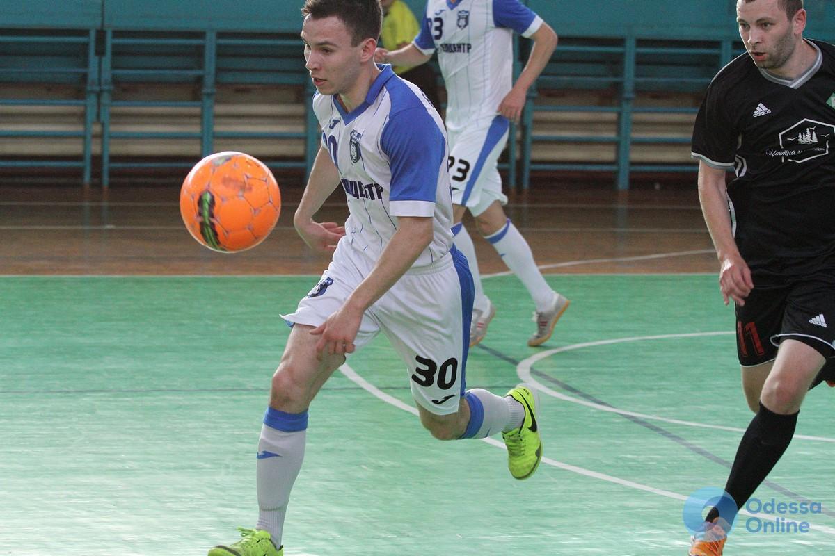 В Одессе определили обладателя Кубка города по футзалу (+видео)