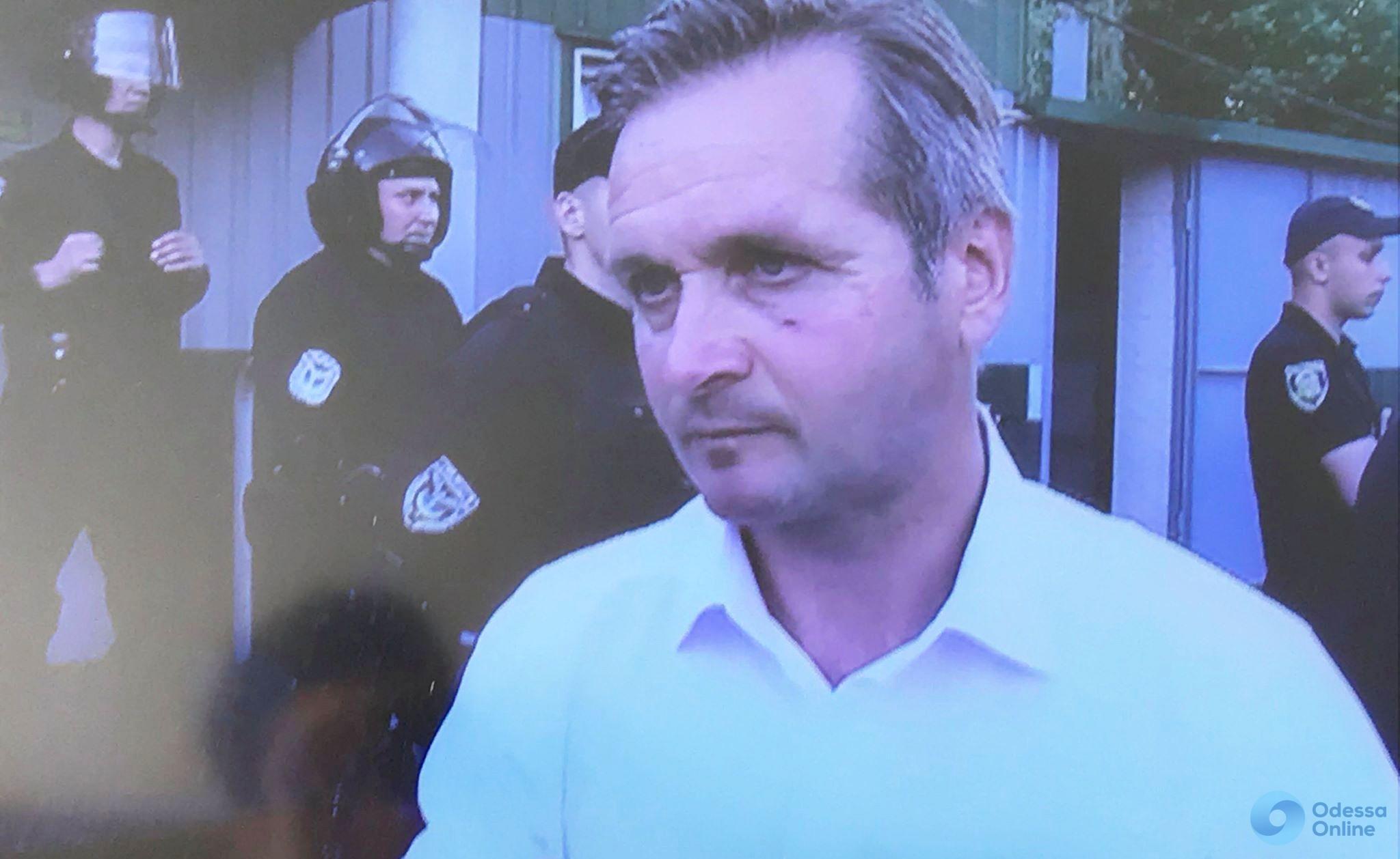 Одесские болельщики побили главного тренера «Черноморца» после вылета команды в первую лигу
