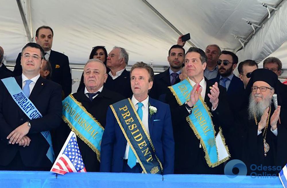 Одесские и американские греки планируют совместный проект