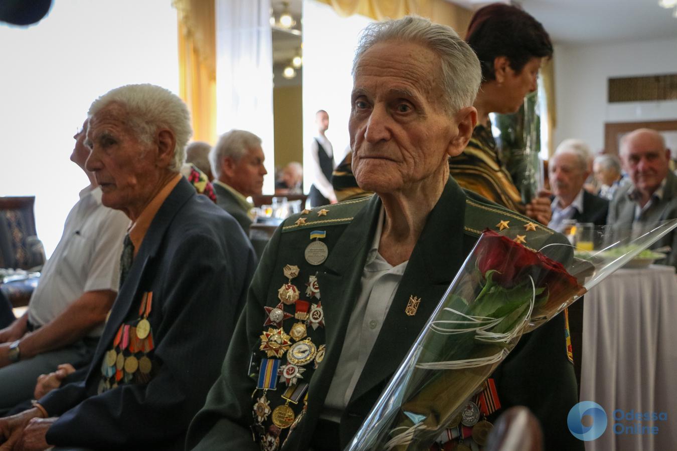 В Одессе наградили ветеранов