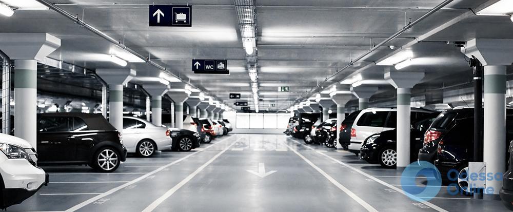 В Одессе никто не хочет строить паркинги