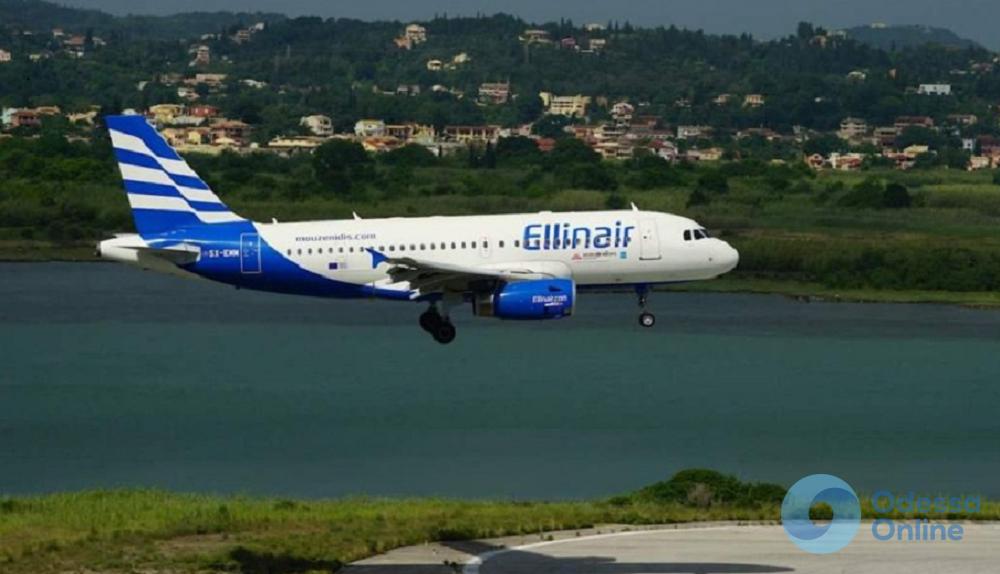 Греческая авиакомпания возобновила прямые рейсы в Одессу