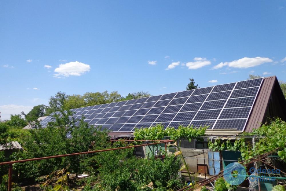 В Одесской области попробуют заработать на солнечной энергии