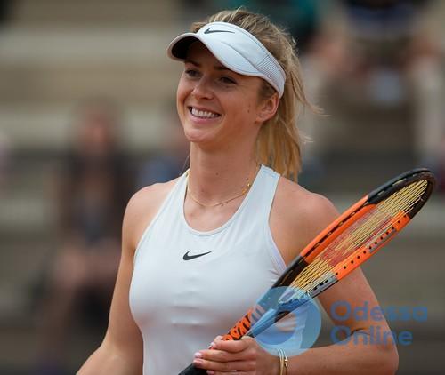 Элина Свитолина выходит в полуфинал престижного теннисного турнира в Риме (+видео)