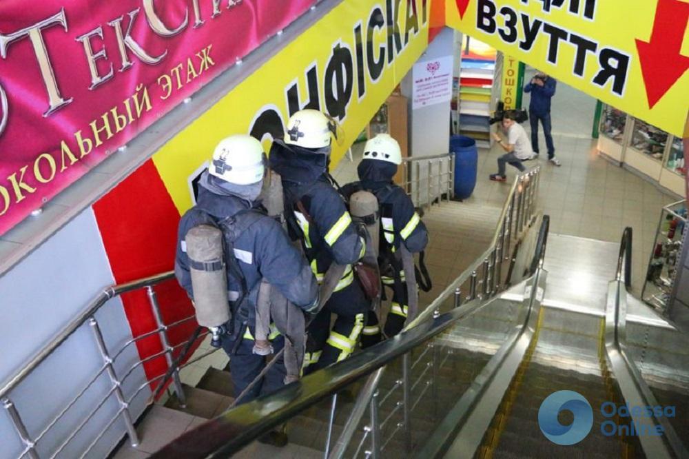 Одесская область: в торговых центрах выявлены многочисленные нарушения пожарной безопасности