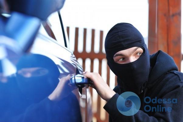 Одесский суд назначил автоугонщику залог в размере 140 тысяч гривен