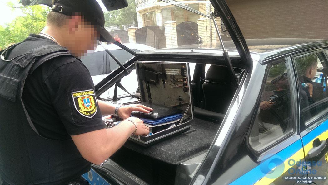 В Измаиле во дворе частного дома взорвалась граната