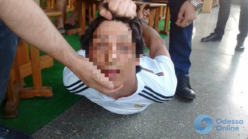 В Одесской области задержали разбойника