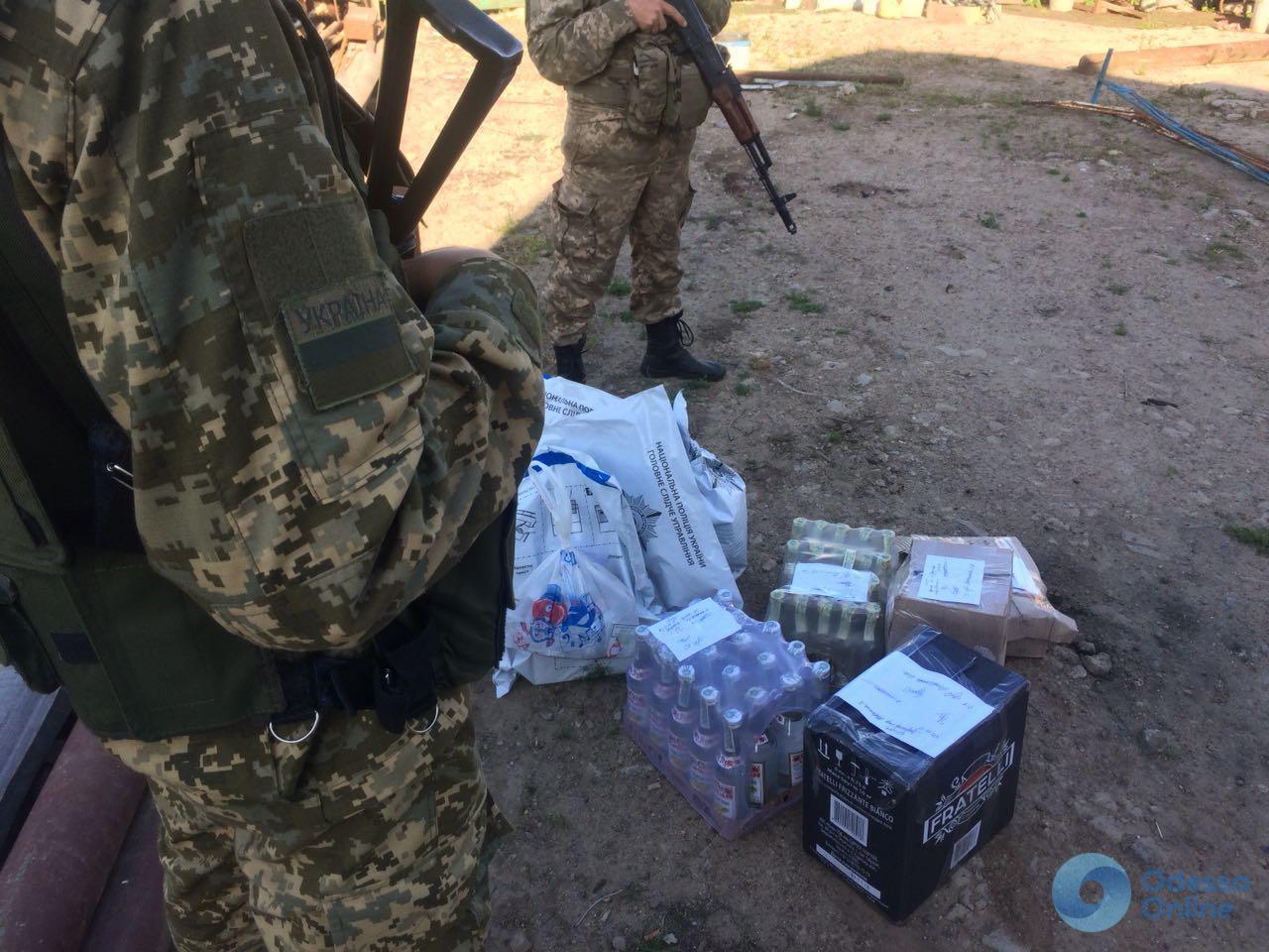 В Одесской области задержали производителей фальсифицированного алкоголя