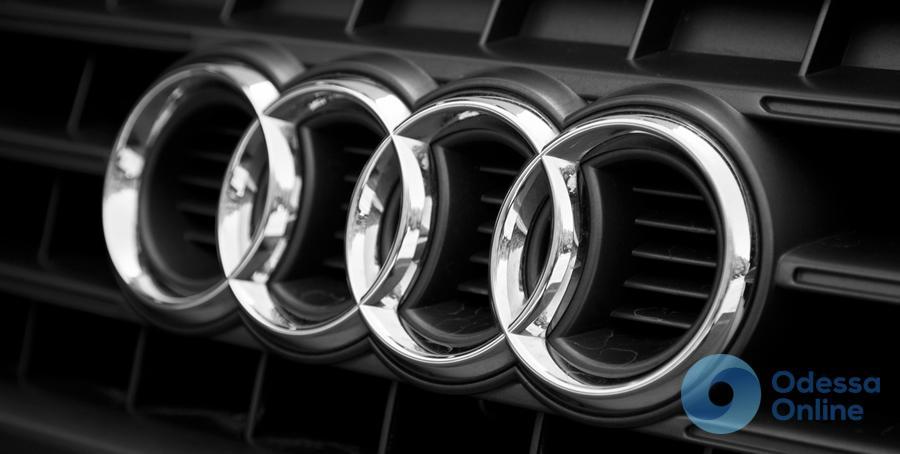В Одесской области задержали угнанную в Германии Audi