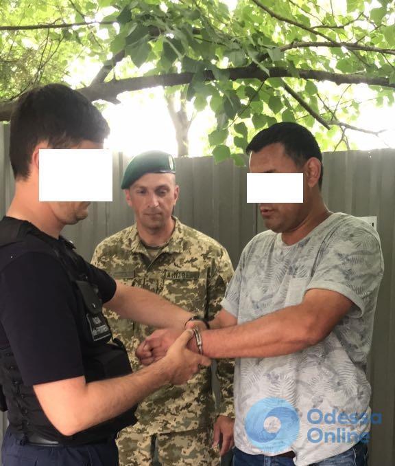 В Одесской области ликвидировали канал переправки нелегалов