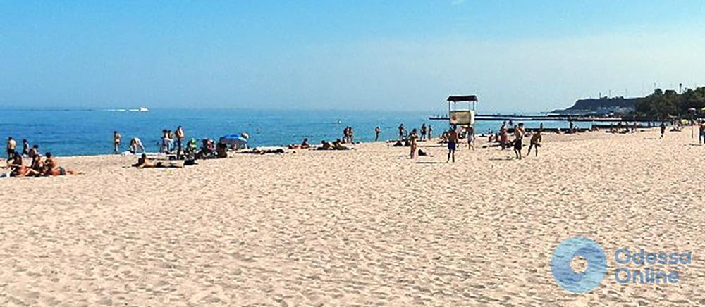 Одесские пляжи готовы принимать отдыхающих с инвалидностью