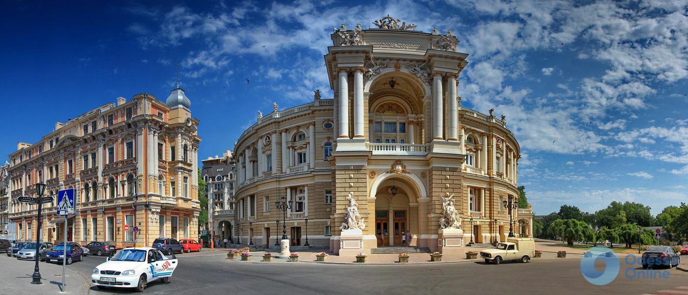 Итальянским туроператорам показали Одессу