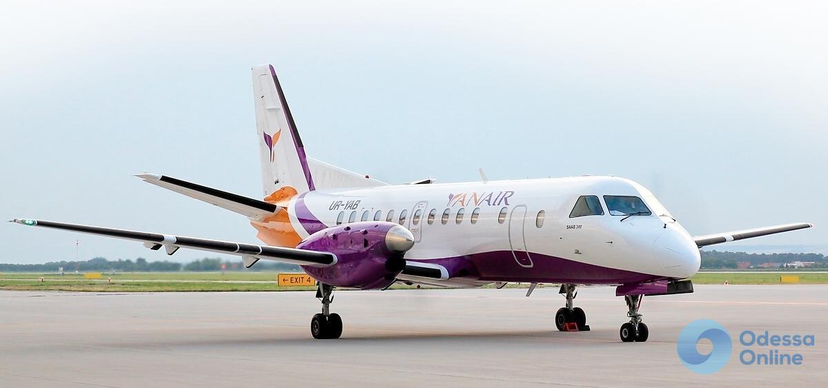 YanAir возобновила рейсы между Одессой и Тель-Авивом