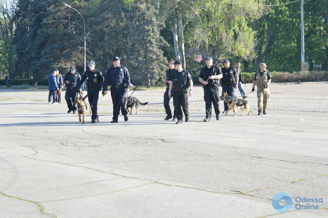 Годовщина 2 мая: полиция действовала по скандинавской системе
