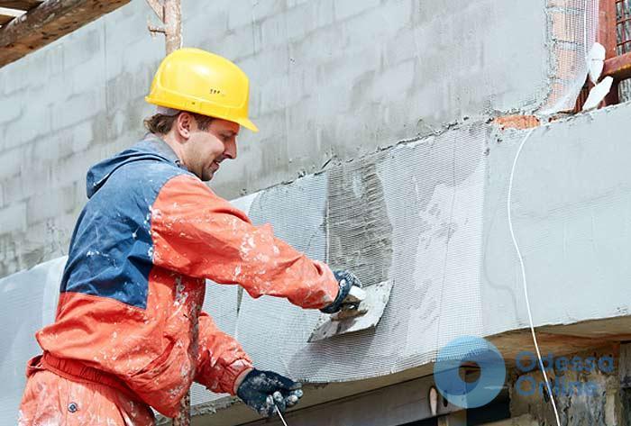 На поселке Котовского отремонтируют фасад за миллион гривен