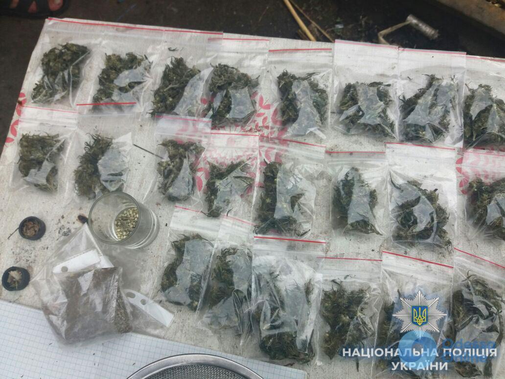 В Саврани задержали наркоторговца