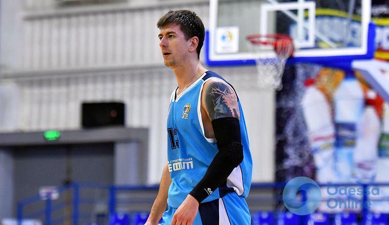 Одесские баскетболисты завоевали «золото» чемпионата Украины