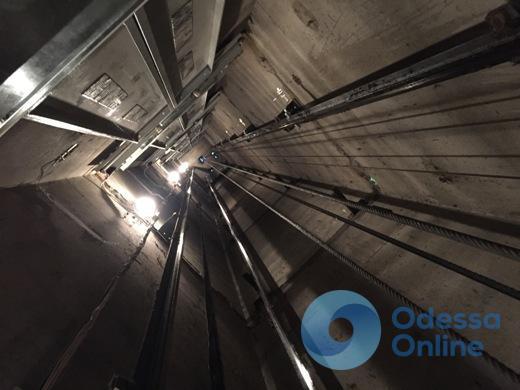 С начала года в Одессе заменили и модернизировали 187 лифтов